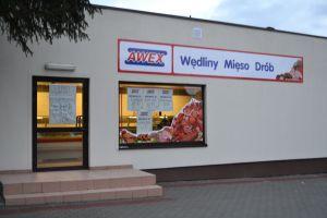 Sklep firmowy AWEX